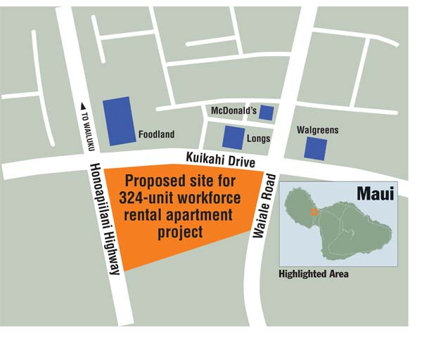 Proposed Apartment deal to go up to Land Use Committee on Wednesday!