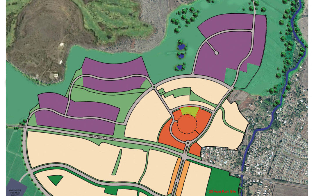 Waikapu Country Town Park Proposal